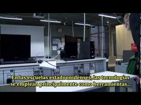 El sistema educativo finlandés (subtitulado). Autor: Tony Wagner, apasionado de la innovación educativa, conferencista y escritor. www.tonywagner.com