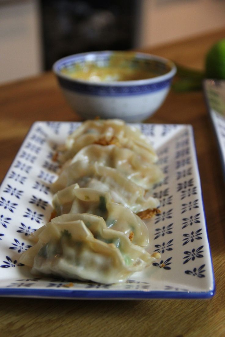 Chicken dumplings / Henrietta Fromholtz
