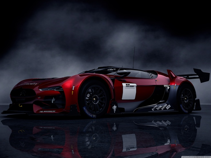 Citroen GT Super Sport Wallpaper Photo