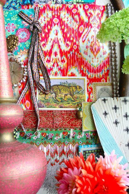 Amy Butler's Lark Fabrics
