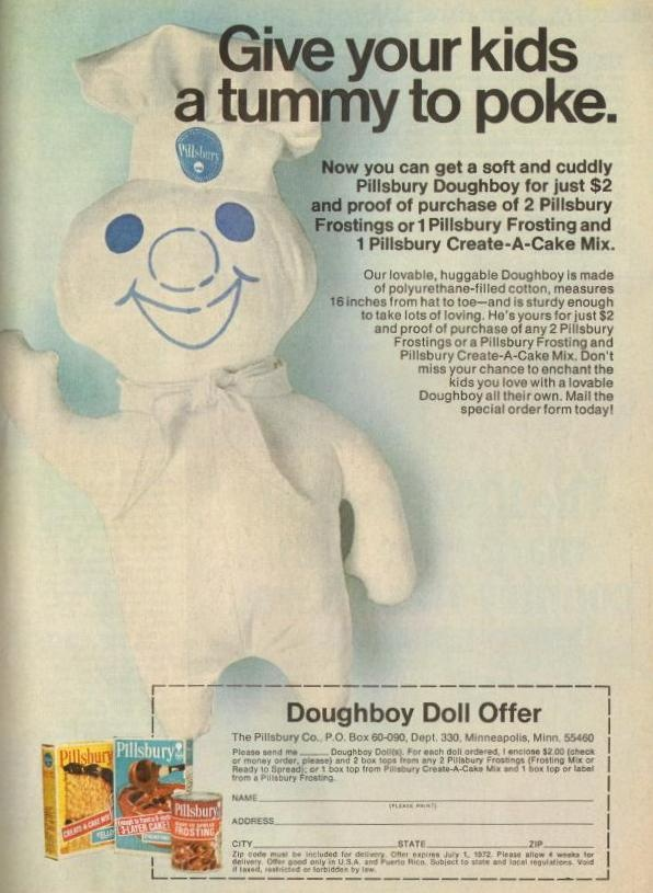 17 Best Images About Pillsbury Doughboy On Pinterest