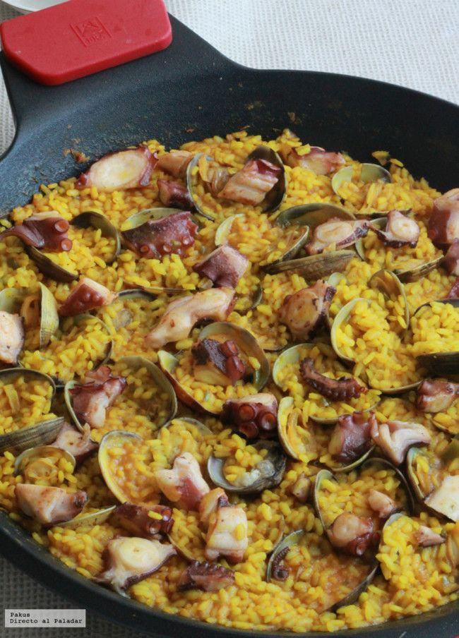Recetas De Cocina Española Paella Valenciana | Mejores 52 Imagenes De Cocina Valenciana En Pinterest Cocinas