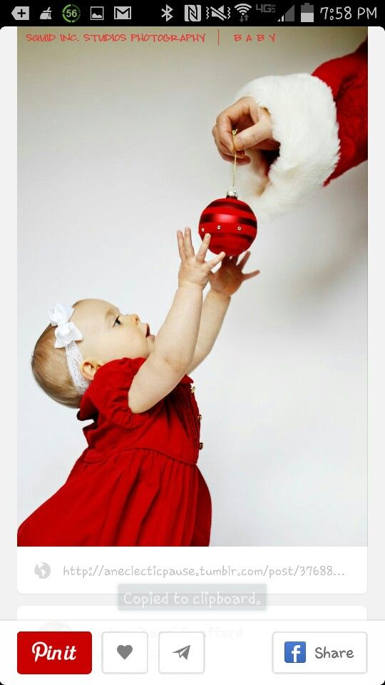 24 Best Christmas Pics W Baby Amp Kids Images On Pinterest
