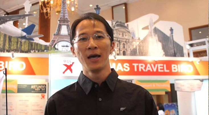 MAS Travel Biro Tourism Partners ( New Zealand ) on Astindo Fair 2014