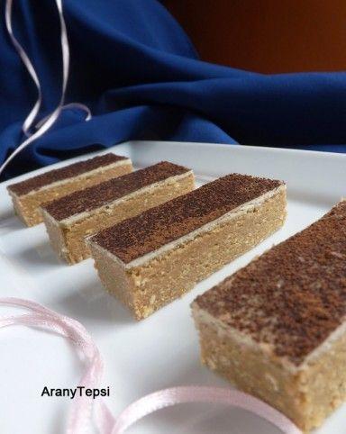 Egy finom Cappuccino szelet sütés nélkül ebédre vagy vacsorára? Cappuccino szelet sütés nélkül Receptek a Mindmegette.hu Recept gyűjteményében!