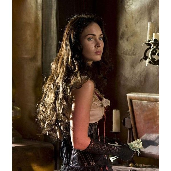 Megan Fox hi-res images Jonah Hex Blu-ray release ❤ liked on Polyvore featuring accessories