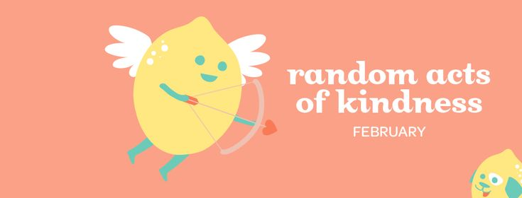Random Acts of Kindness Calendar - Steep Thoughts