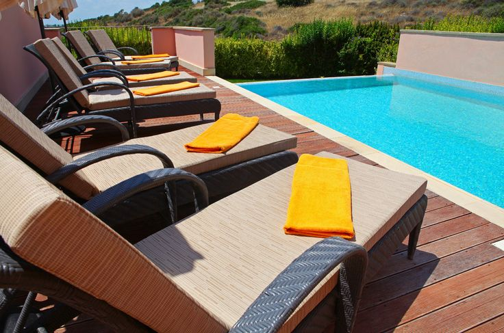 Chiron Cyprus Sleeps up to 6. With uninterrupted views down the valley to the sea, this family villa in Cyprus offers stylish comfort and a private pool, and enjoys all the leisure facilities of Aphrodite Hills Resort.