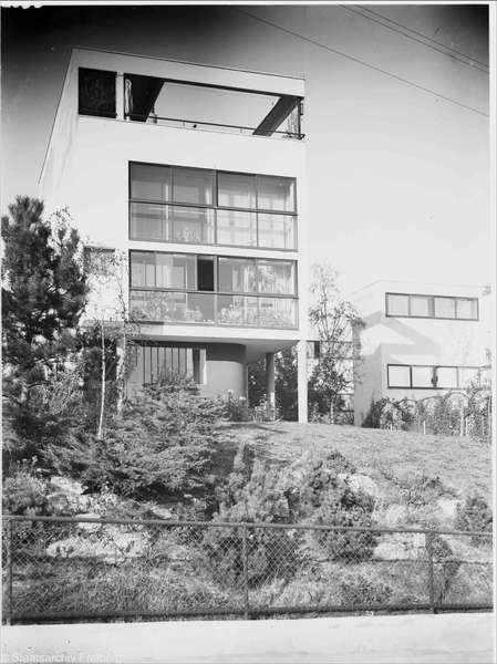 Weißenhofsiedlung: Corbusierhaus - Deutsche Digitale Bibliothek