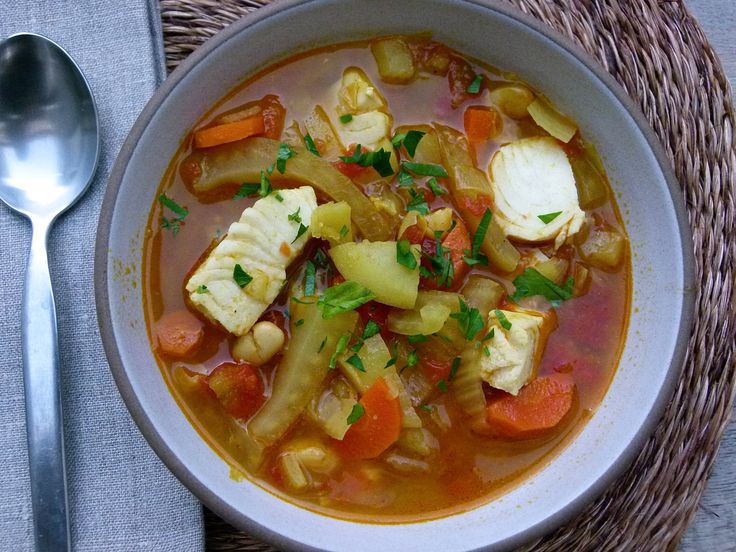 20 best images about fish stew on pinterest caribbean for Mediterranean fish recipes