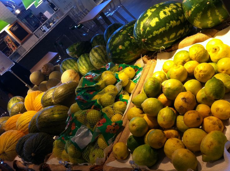 Anguria, Meloni e Limoni - Eataly, Bari. http://www.bari.eataly.it