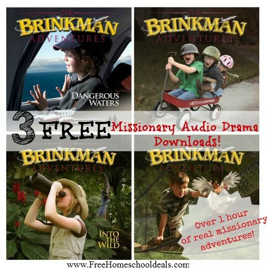 3 FREE Missionary Audio Drama Downloads - Geography, Character Training, and a Heart for Missions