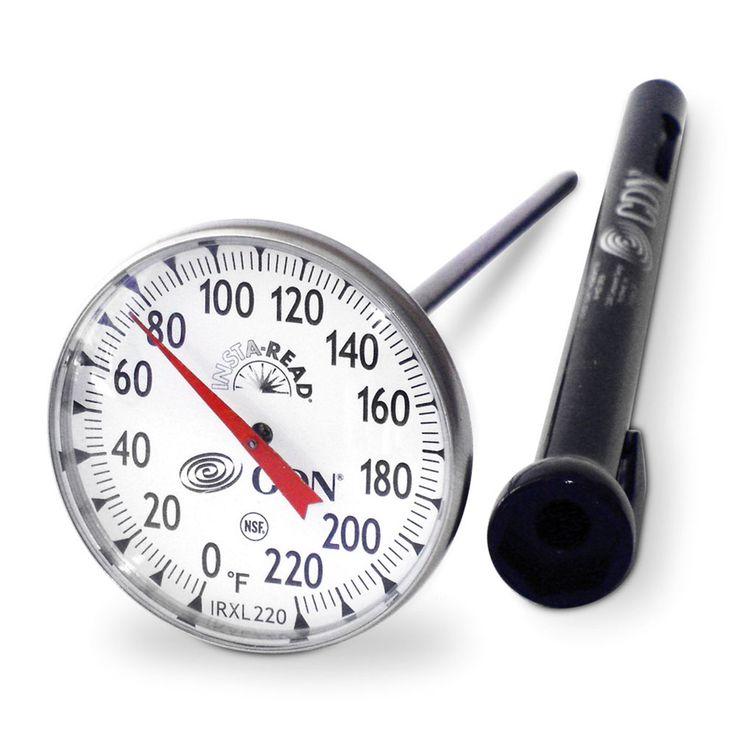 Personal Edge : CDN 88IRXL220 Cooking Thermometer