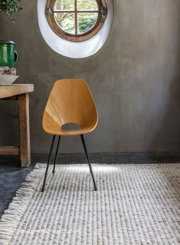 Brittany Beige Rug Luxury Yellow Modern Flat Woven Designer Carpet Wool Therugswarehouse Co Uk