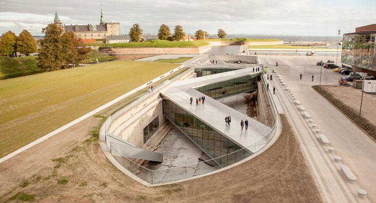 museu marítimo na Dinamarca.