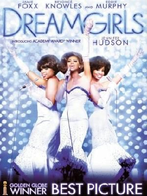 """Dreamgirls: We did the word """"DREAMGIRLS"""" on a cookie"""