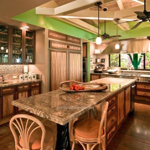 Tropical Kitchen Design Ideas Renovations Photos: Tropical Kitchen, Kitchen Ideas And Kitchen Designs