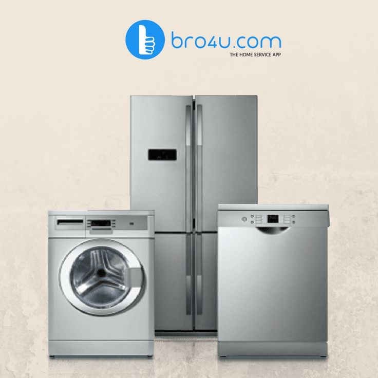 We have an expertise in all kind of kitchen appliances from the microwave oven, refrigerator, geyser, chimney, and dishwasher. Stay home and get your appliances fixed just at the tap of a button. #bro4u #kitchen #appliances #repair #service #hyderabad #home_services