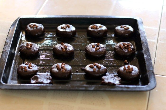 Brookies recipe | Eggless brownie cookies recipe