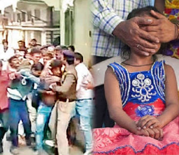 In a sickening case of alleged rape with a 10-year-old girl for over three months, three degraded men, including a 65-year-old watchman, have been arrested by the police in Madhya Pradesh's capital Bhopal.