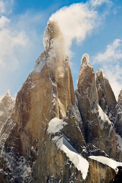 Absolutely Amazing - Snow Peaks, Cerro Torre, Argentina