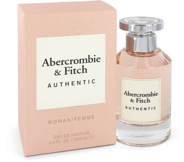 Abercrombie Fitch Authentic By Abercrombie Fitch In 2020 Perfume Spray Luxury Fragrance Authentic Perfume