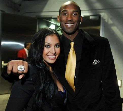 Black Celebrity Couples 2013 | Post image for Kobe Bryant and Wife Vanessa Call Off Divorce!!
