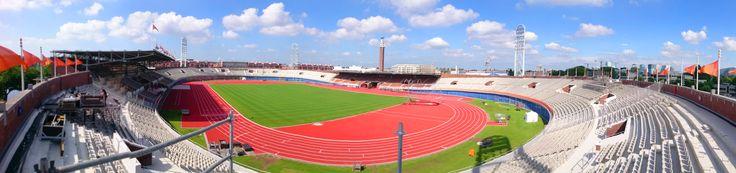 Ook op zaterdagavond EK Atletiek 'volgepakt' Olympisch Stadion