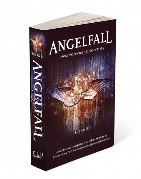 Książki, wino i ja: Angelfall. Opowieść Penryn o końcu świata - Susan Ee - recenzja przedpremierowa