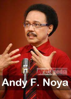Profil Andy Flores Noya