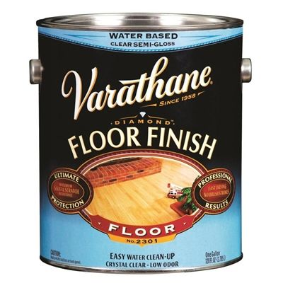Varathane Finishes Sealer Y230 1 Gal Interior Porch And Floor Clear Paint Flooring Painting Laminate Floors Laminate Flooring