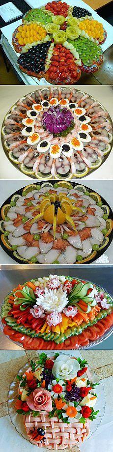 Decoração de pratos (continuação)