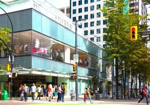 Holt Renfrew to expand and renovate its Vancouver flagship