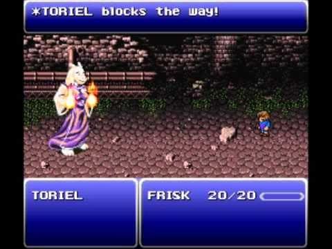 Undertale - Heartache (Final Fantasy VI Arrange)