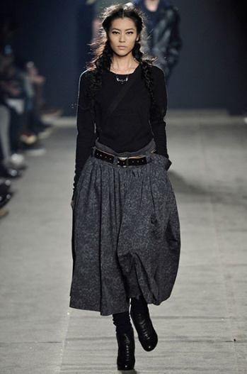 Y-3 New York Fashion Week Fall/Winter 2011: New York Fashion Week