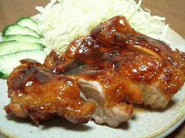 鶏モモ肉の*簡単*照り焼きの画像