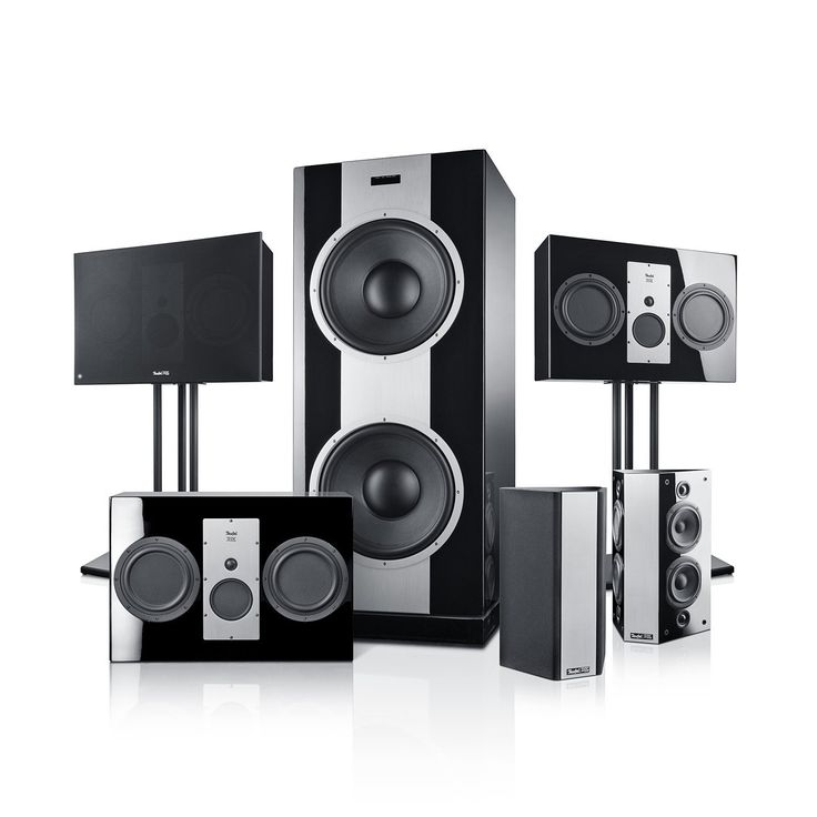 "Teufel System 10 THX Ultra 2-Zertifikat ""5.1-Set Cinema"""