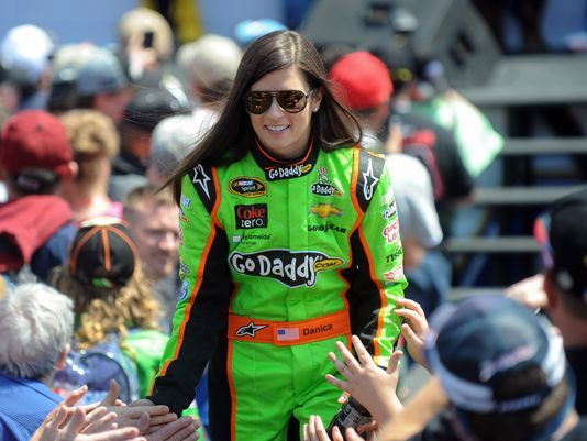 Danica Patrick: 'We have a new energy' at Stewart-Haas | Danica patrick, Usa today and NASCAR