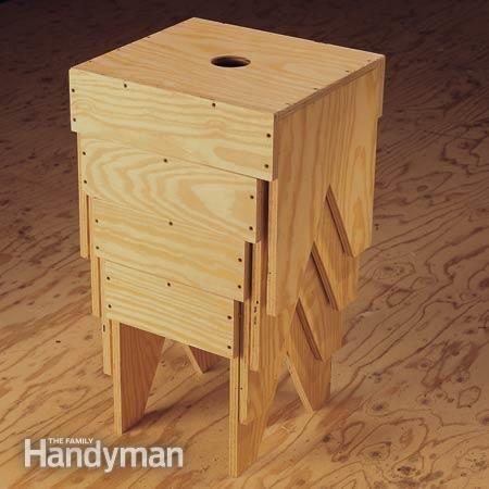 Small workshop storage ideas