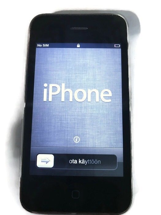 Apple iPhone 3G S in Box Bundle 8gb Black  | eBay