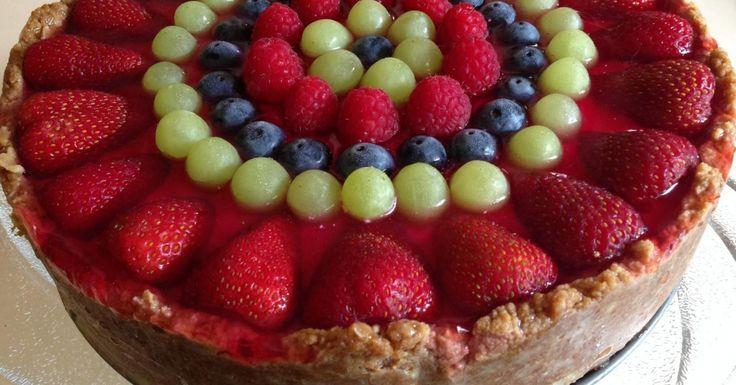 Easy-Peasy No-Bake Lemon Cheesecake