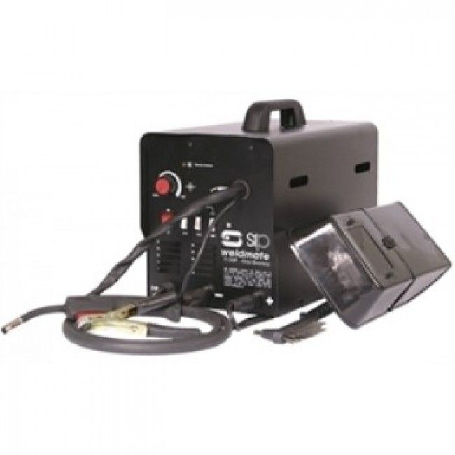 SIP Weldmate T130P Dual Purpose Gass and Gasless MIG Welder