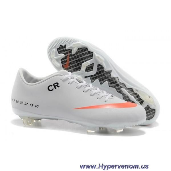 d0a2b490cafc ... white orange nike mercurial vapor ix fg 2013 cristiano ronaldo sixth cr  exclusive personal outlet