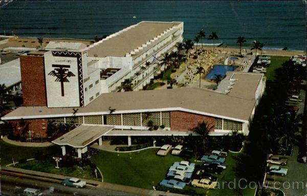 Thunderbird Motel, Miami Beach, FL