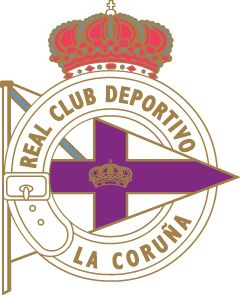 Logos Futebol Clube: Real Club Deportivo de La Coruña