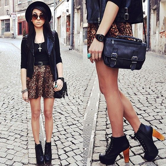 Http://Www.Oasap.Com/ Skirt, Second Hand Bag, H Blouse, Municipal Shop Waistcoat