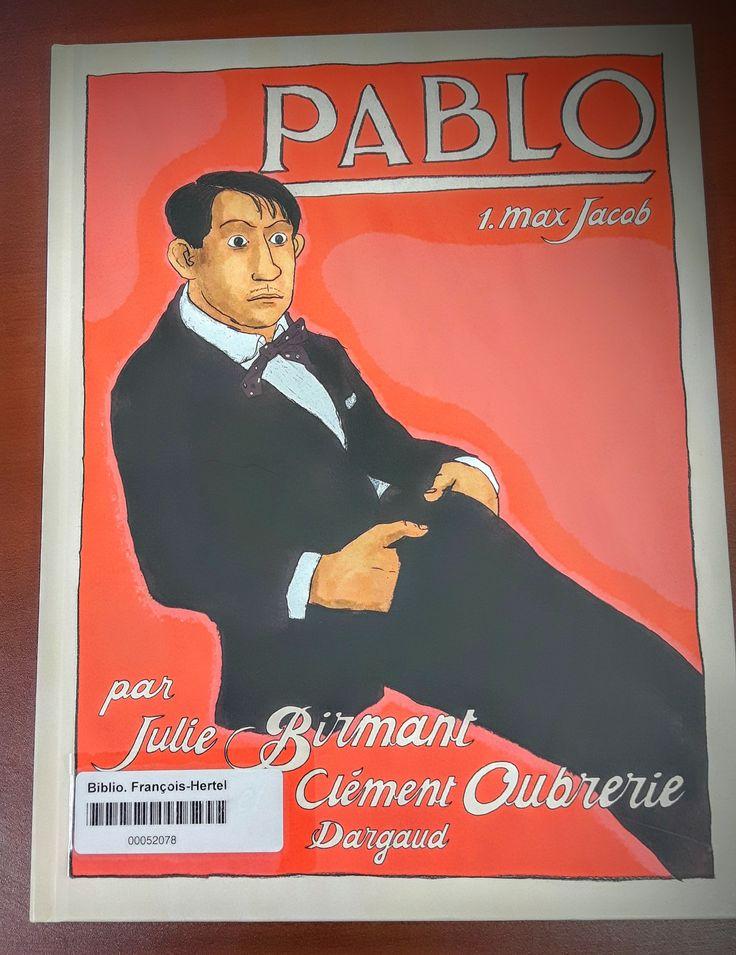 Pablo. 1, Max Jacob (BD PABL Max v.1)