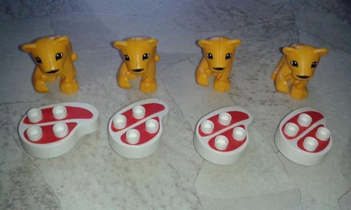 #Lego duplo  Loewe #mit Fleischstueck  €15   #St. #Ingbert  #wer hae... #Lego duplo: Loewe #mit Fleischstueck  €15 - #St. #Ingbert  #wer haette #gerne #diesen Loewe #mit jeweiligen Fleischstueck #dazu   wurde #kaum bespielt  #Preis #ist verhandelbar  #Link #zum Angebot:  #Lego duplo: Loewe #mit Fleischstueck  €15 - #St. #Ingbert  #wer hae... | #Kleinanzeigen #Saarbruecken / #Saarland http://saar.city/?p=79197