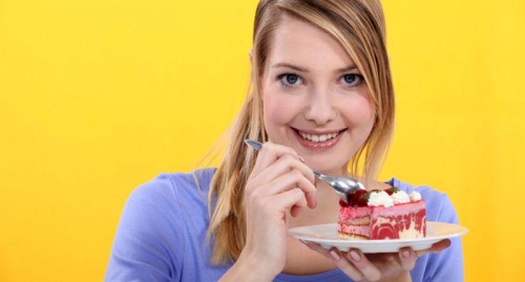 Women still diet, they just hide it
