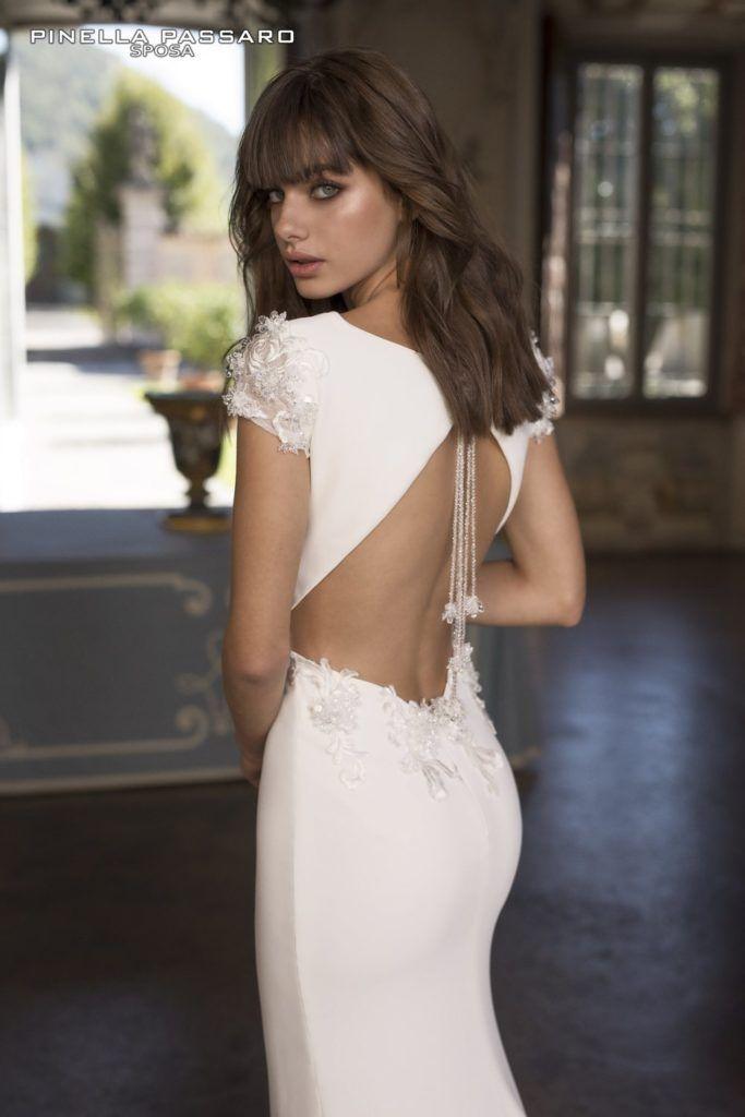 35 best Pinella Passaro Bridal Collection 2018 images on Pinterest ...